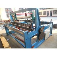 Wholesale Multi Functional Crimped Wire Mesh Machine Plain Weave Style Easy Operation from china suppliers