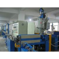 China Germany-Siemens Motor PVC PE Insulation Wire Extrusion Machine Wire making machine for sale
