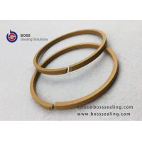Wholesale Construction machinery seal kit spare parts wiper seals PTFE bronze cut or un-cut KZT black yellow brown from china suppliers