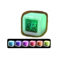 China 7-Color Changing Clock on sale