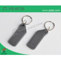 Wholesale ABS key tag/keyfob/keyring,Model:ZT-YB-KF26,49×20×5.5mm from china suppliers