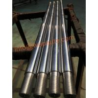 Buy cheap Induction hardened and hard crome plated bars of bearing steel SUJ2 steel from wholesalers