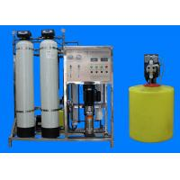 China 500LPH Brackish Water System / High Salty Underground Water Treatment Plant For  Irrigation / Drinking on sale