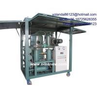 Series ZYD-M Mobile Vacuum Transformer Oil Purifier, Oil filtration system, oil dehydration system for sale