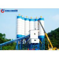 Wholesale Storage 200T Bulk Concrete Cement Silo , High Reliability Mobile Cement Silo from china suppliers