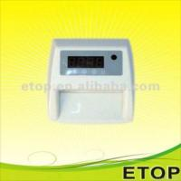 Wholesale Mini Portable Professional Euro Banknote Currency Detector Et-cd400 from china suppliers