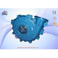 Buy cheap Single Suction Horizontal Centrifugal Slurry Pump High Pressure Electric Power from wholesalers