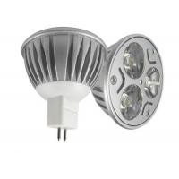 China 3000k Led Spot Bulbs Mr16 Aluminum 6063 Material With 45 Degree Beam Angle on sale