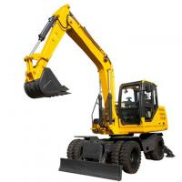 Wholesale JHL85 8.5 Ton Wheel Excavator from china suppliers