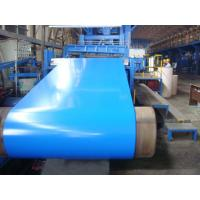 Wholesale 15 - 20 micron polyester + 5 micron primer LFQ AZ Prepainted Color Steel Coils / coil from china suppliers