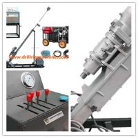 Portable Drill Rig For Geological Survey Sampling And Mapping Max Weight 120kg