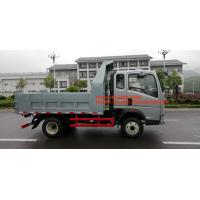 5T New dump truck Sinotruk Homan 4x2 6tires Euro3 emission stander for sale