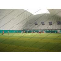 Wholesale Temporary White Inflatable Event Tent For Putdoor Football Sport Playground from china suppliers