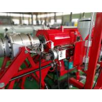 Wholesale Full Automatic HDPE Pipe Extrusion Line With PLC Control System 75kw SIEMENS motor from china suppliers