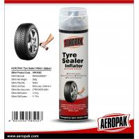 Wholesale AEROPAK Hot sale Aerosol Puncture Tyre Repair Tyre Sealer&Inflator for car repair from china suppliers