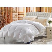 China Eco - Friendly Hotel Quality White Duvet Covers King Size Goose Down on sale
