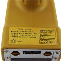 Wholesale 2800mah 7.2 V Nicd Battery, Yellow Topcon Bt 24q Rechargeable Battery Pack from china suppliers