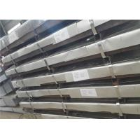 China GB Thin Stainless Steel Sheet Metal , Elevator Decoration 316 SS Plate on sale
