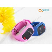 Best IOS Android Portable Personal GPS Tracker / GPS Watch Phone For Kids wholesale