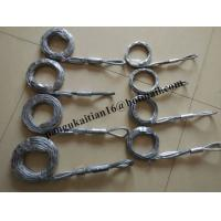 Wholesale Diameter 10-20mm Cable grips,Cable Socks,length 1000mm Pulling grip from china suppliers