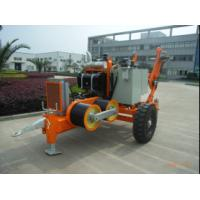 China Cable Pulling Tools 40KN Hydraulic Cable Puller During Overhead Stringing Project on sale