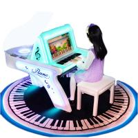 Wholesale Children Coin Operated Karaoke Machine Piano Arcade Game For Playground from china suppliers