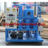 Hot Sale High Vacuum Transformer Oil Filtration Machine, Mineral Insulation Oil Purifier, with stainless steel heater