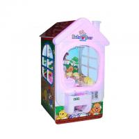 Wholesale Metal + Plastic Toy Crane Machine / Coin Operated Big Baby Bear Claw Doll Machine from china suppliers