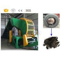 Wholesale High Capacity Scrap Rubber Tires Recycling Machine For Rubbers Recycling Industry from china suppliers