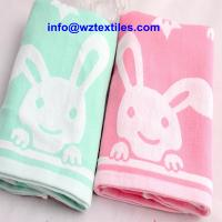 Wholesale 100% Cotton Kids Cartoon Towels from china suppliers