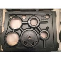 Sand Casting Truck Parts Case Cover With Gray Iron Material GG 250 for sale
