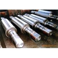 9Cr2Mo / Gr15 Corrugated Iron Straightening Tubing Roller With HRC52 - 60 Barrel Hardness