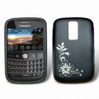Wholesale Silicone Skin Mobile Phone Case for Blackberry 9000, Various Colors are Available from china suppliers