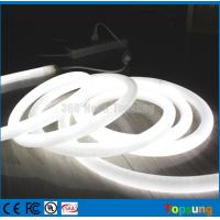 Wholesale 25m roll 360 degree white led neon light 12v for signs from china suppliers