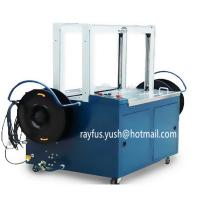 China Automatic PP Strapper Machine, PP Belt heated strapping, Single machine or Inline Working for sale
