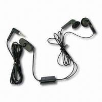 Wholesale Wired Earphones for Nokia, with 1.5m Length, Microphone and Clip from china suppliers