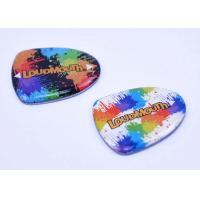 Best High End Epoxy Dome Stickers Magetic Ornament Iron Printing Colorful Logo wholesale
