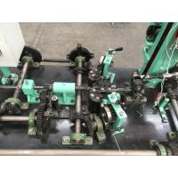Quality Galvanized Barbed Wire Making Machine With High Output Using Long Time for sale