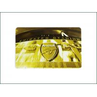 China Membership Loyalty Magnetic Stripe Card Read - Write Card Structure Customized for sale