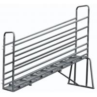 Wholesale Galvanized Adjustable Wire Cattle Panels , Durable Cattle Loading Ramp from china suppliers