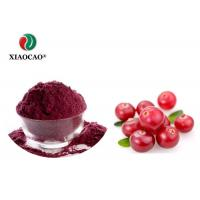 Wholesale UTI Protection Freeze Dried Fruit Powder Bulk UV Test For Health Care Products from china suppliers