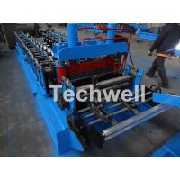 Wholesale 0-15m/Min 14 Stations PPGI Cold Roll Forming Machine from china suppliers