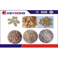 Wholesale Vegetarian Meat Soy Protein Food Making Machine Twin Screw ExtruderEquipment from china suppliers