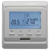 Wholesale Digital UP Heated Floor Thermostat , Wifi Floor Heating Thermostat HVAC Systems from china suppliers
