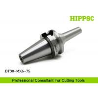 Buy cheap BT30 - MX6 - 75 Steel Tool Holder For High Precision Machining from wholesalers