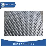 China Diamond Aluminum Sheet Emboss Pattern Alloy Checker Plate For Anti-skid Floor on sale