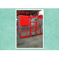 Wholesale High Efficiency Rack And Pinion Elevator Hoist With Anti-Fall Safety Device from china suppliers