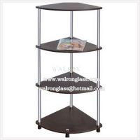 Wholesale Bronze/Coffee Tempered/Toughened Glass Shelf for Bathroom Locker from china suppliers