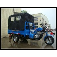 Wholesale 200cc 150CC Cargo Tricycle Chinese 3 Wheeler With Water Air Cooled Engine from china suppliers
