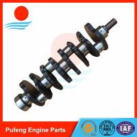 Wholesale Japanese Excavator Crankshaft Export 4JG1 Crankshaft 8-97023-182-1 for DOOSAN DAEWOO DH55 from china suppliers